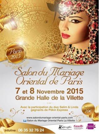 Salon Du Mariage Oriental Paris