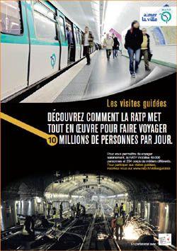 Visites guidées RATP
