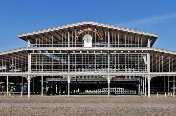Grande Halle, La Villette