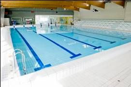 Piscine de livry gargan centre nautique cours de natation for Piscine villepinte