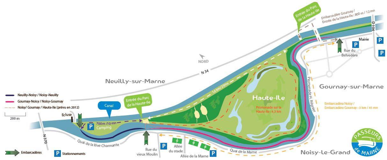 Croisières sur la Marne l été avec Passeurs de Marne