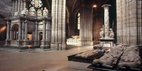 Basilica of Saint-Denis - visit for children and activities