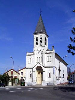 Eglise Blanche in Livry-Gargan