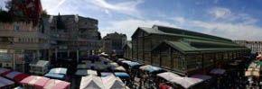 Saint-Denis, son marché, ses rues...