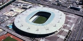 Stade de France - behind the scenes