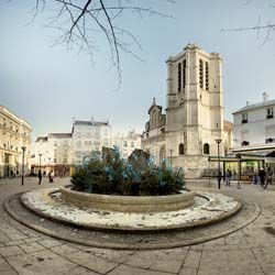 Notre Dame des Vertus in Aubervilliers