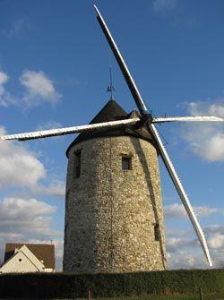 The Sempin windmill