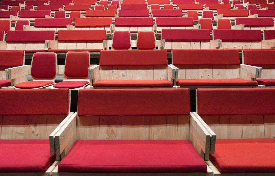 Théâtre Gérard Philipe (TGP) salle Roger Blin