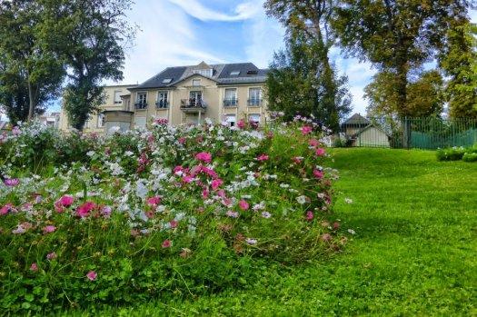 La maison de Rose Bertin à Epinay sur Seine