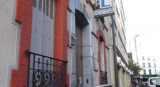 Hôtel Résidence Saint-Ouen extérieur