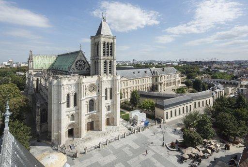 Visiter la basilique Cathédrale de Saint-Denis