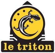 Le Triton, logo