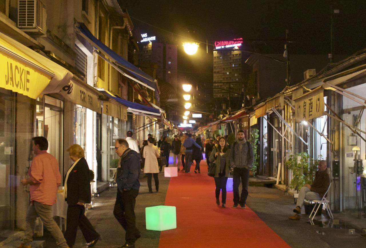 Saint ouen quartier rosiers et march aux puces - Restaurant africain porte de clignancourt ...