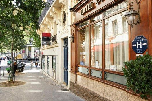 Hôtel Meslay Paris