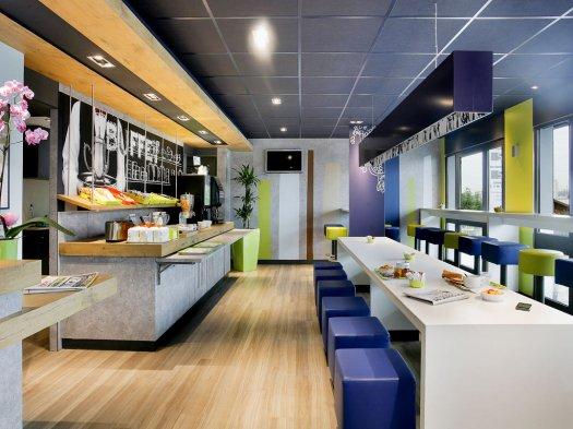 Hôtel Ibis Budget Villemonble buffet