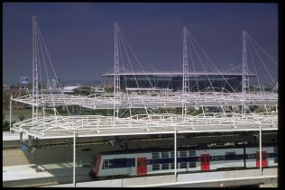 transport - Stade de France - Paris