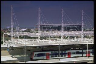 transport - Stade de France - Paris