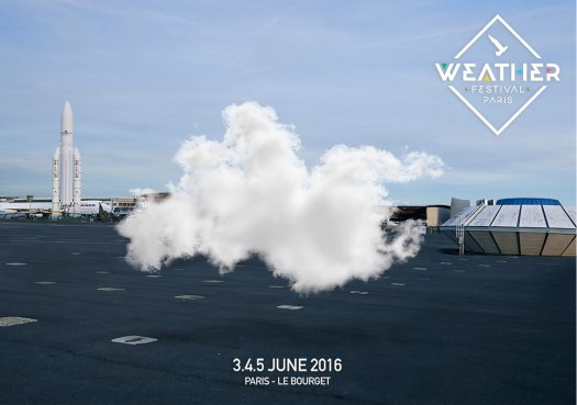 Weather Festival Paris summer 2016