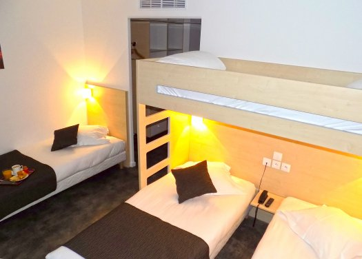 Residence hotel Saint-Ouen chbre4