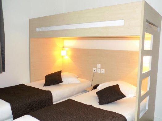 Residence hotel Saint-Ouen chbre3