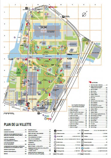 Visiter la villette parc halle g ode cit sciences philharmonie - Parking porte de la villette ...