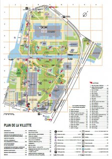 download pdf Park La Villette Paris
