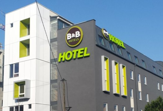 H tel b b bobigny deux pas de l 39 universit paris 13 et iut for Super hotel paris