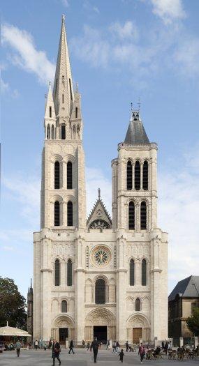 ©Julie Guiches - Remontage de la fleche de la basilique cathedrale de Saint-Denis - vue 3D