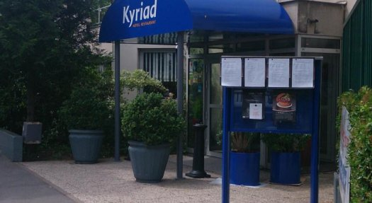 Kyriad Paris Nord Porte de St Ouen