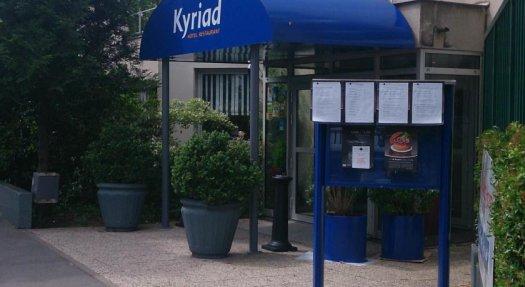 H tel kyriad paris nord porte de saint ouen - Porte de saint ouen paris ...