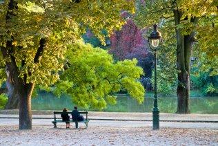Buttes-Chaumont Park © Jean-Louis Vandevivère