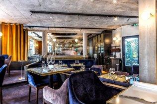 les restaurants gastronomiques en seine saint denis 93 et paris. Black Bedroom Furniture Sets. Home Design Ideas