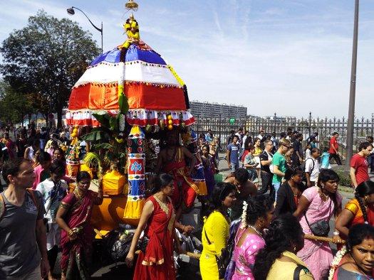 Fête de Ganesh 2015
