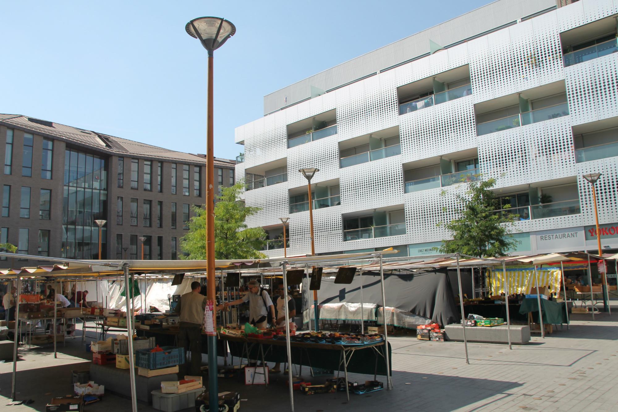 Mairie De Paris Food Market