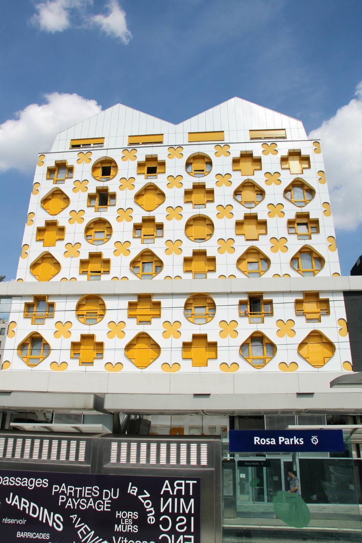 quartier rosa parks macdonald paris 19 aubervilliers. Black Bedroom Furniture Sets. Home Design Ideas