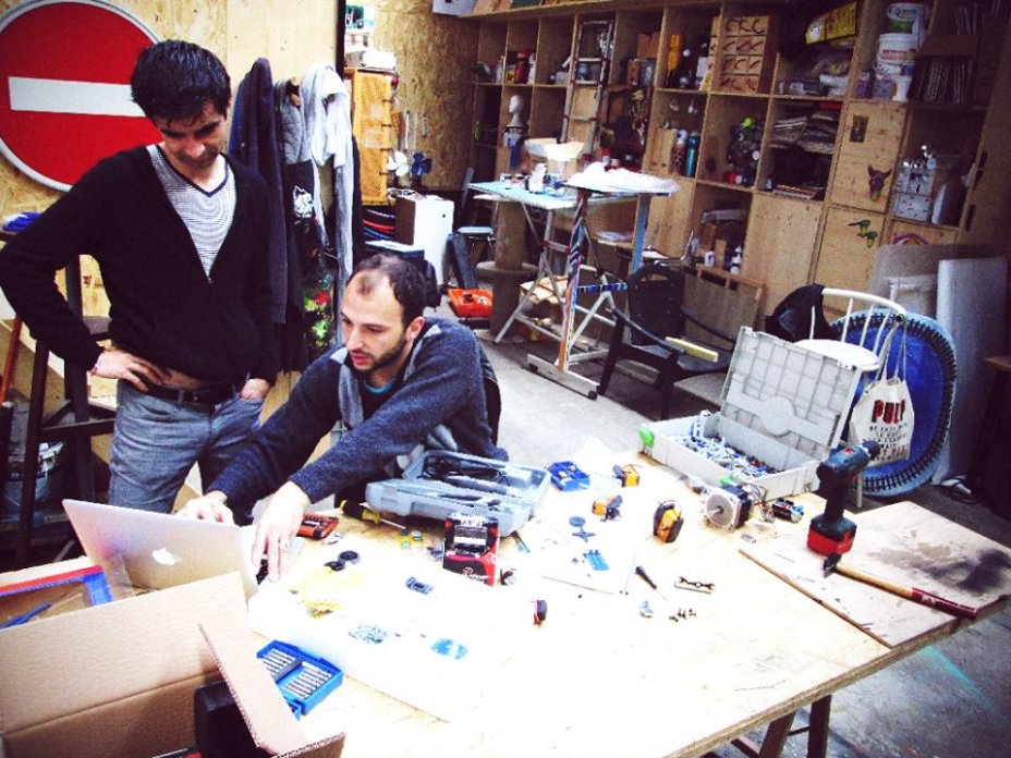 Ici Montreuil - maker space