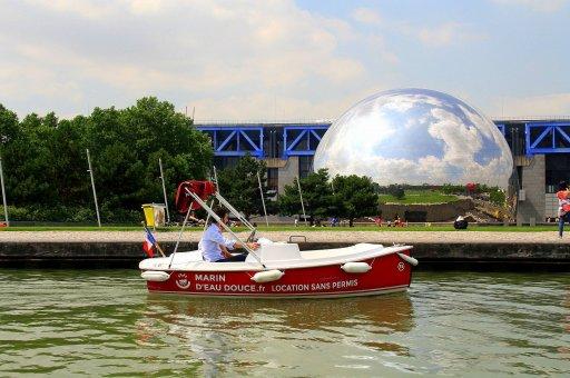 Que faire en août sur le canal de l'Ourcq ?