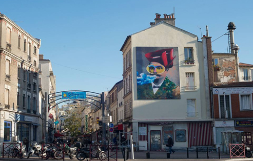 Image result for Montreuil Small Parisian Town