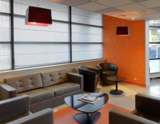 Hôtel Reseda à Bagnolet, salon - ex Mister City