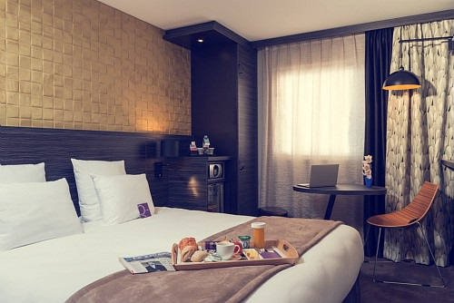 Hotel Mercure Porte de Pantin, chambre
