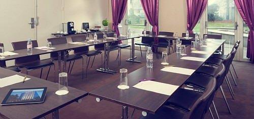 Hotel Mercure Porte de Pantin, salle réunion, séminaire