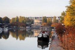 Bassin de la Villette - Paris