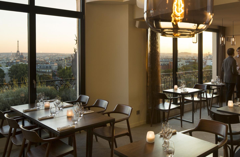 Hotels avec balcon terrasse ou restaurant vue sur le - Hotel chambre avec terrasse paris ...