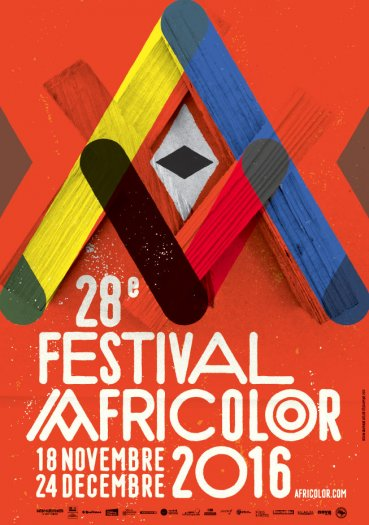 Festival Africolor 2016