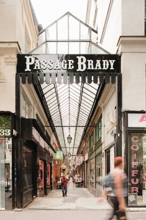 Passage Brady, Paris 10 © Paris Tourist Office - Photographe : Marc Bertrand