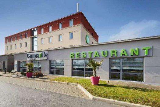 Hôtel Campanile Roissy Le Mesnil Amelot