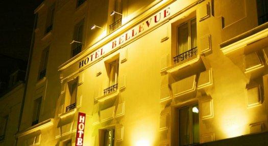 Hôtel Bellevue Montmartre