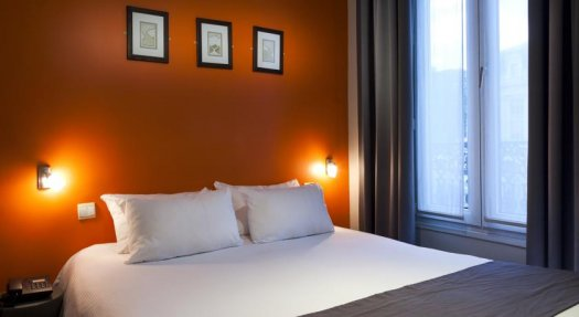 Kyriad hotel paris 10th gare du nord for Chambre agriculture nord