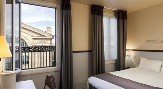 Hôtel Kyriad Paris 10 Gare du Nord