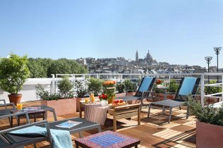 Apparthotel Citadines Montmartre Paris